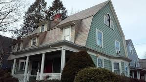 exterior charming exterior design and mansard roof with