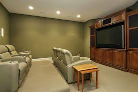 can lights in living room 27 home theater room design ideas pictures