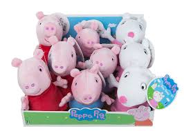 Peppa Pig Plush Peppa Pig Plush Peppa Pig Jazwares