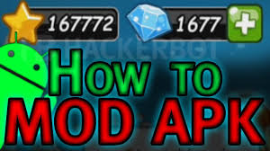 apk modded how to make your own apk mods for android modded apk