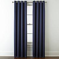 Insulated Thermal Curtains Blackout Curtains Energy Efficient Insulated Curtains Jcpenney