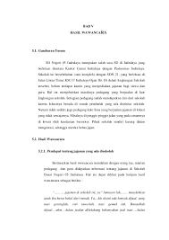contoh laporan wawancara pedagang bakso makalah pencemaran makanan pada jajanan anak sekolahan