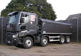 renault trucks renault trucks present new range with enhanced safety features