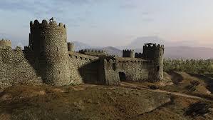 historical castles mount blade 2 s upgradeable castles build on historical