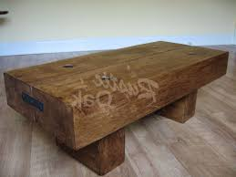 rustic oak coffee table showing photos of rustic oak coffee tables view 2 of 20 photos