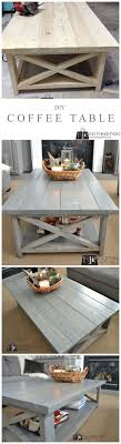 how to make a coffee table out of pallets coffee table how to make coffee table out of crates wood photo