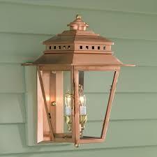 Copper Outdoor Light Fixtures Copper Outdoor Lighting Fixtures Copper Light Fixtures Outdoor