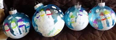 time to get christmas started u2026first step diy snowmen handprint