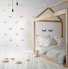 stickers chambre décoration murale sticker chambre bébé déco design chambre bébé