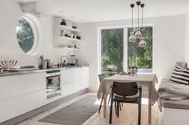 Nordic Home Decor Apartments Designs By Style Black And White Scandinavian Home