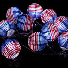 Flag Lights Christmas I Think That Like This But Dont Know If Can Do