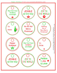 joyously domestic free printable christmas gift tags