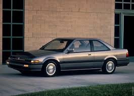 3rd gen honda accord coupe i still think these are pretty cars