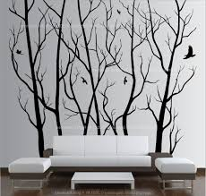 home design 93 awesome large wooden wall clocks home design large tree wall decal living room decor 1130jpg tree wall decal intended for