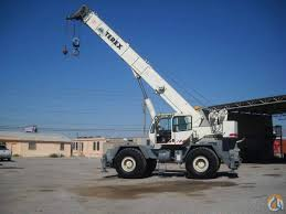 terex rt555 crane crane for sale or rent in las vegas nevada on