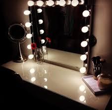 best light bulbs for vanity mirror incredible makeup vanity mirror with light bulbs home design ideas