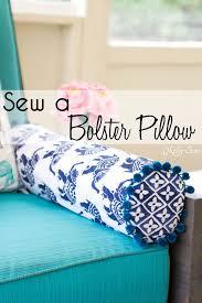Best  Bolster Pillow Ideas On Pinterest Quilt Pillow Case - Sofa bolster cushions