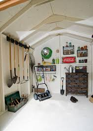 shed interior storage shed interior design ideas