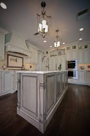 Kitchen Island Posts Coastal Elegant Kitchen Point Pleasant New Jersey By Design Line