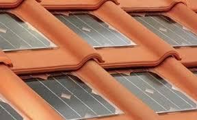 piastrelle fotovoltaiche tegole fotovoltaiche integrate tegole solari fotovoltaico tetti