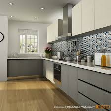 Melamine Kitchen CabinetsWhite And Gray Kitchens Ideas - Kitchen cabinets melamine