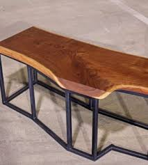 Rustic Walnut Coffee Table Pine Rustic Furniture Locally Made
