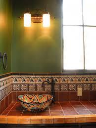 mexican tile bathroom ideas the 25 best southwestern bathroom sinks ideas on