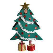 men s christmas tree with shoe boxes costume large target