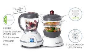 de cuisine qui cuit les aliments nutribaby site officiel le cuiseur et mixeur