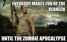 Doomsday Preppers Meme - the doomsday prepper on twitter everybody makes fun a the redneck