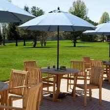 Patio Umbrella Wedge Beautiful Offset Patio Umbrella Design
