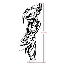 tattoo decal paper buy buy death design waterproof temporary tattoo sticker paper crea