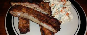 dry rubbed st louis style ribs u2013 tony meets meat