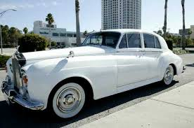 Rolls Royce Silver Cloud Interior White Diamond Limousine Rolls Royce Silver Cloud Iii 1965