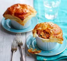 Fish Pot Pie by Sausage U0026 Mushroom Pot Pies Recipe Bbc Good Food