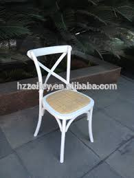 Wedding Chair Rental French Country Style Cross Back Chairs Rental Wedding Cross Back