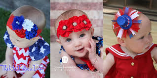 fourth of july hair bows best 4th of july baby headbands hair bows 2013 girlshue
