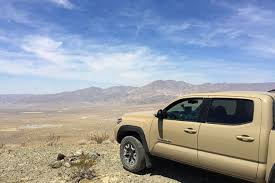 year in a quicksand tan tacoma trd off road