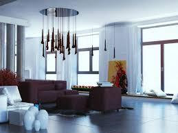 Large Modular Sofas Living Room 55 Purple Modular Sofa And White Chair With