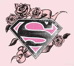 supergirl symbol gray and black party holiday pinterest