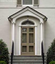 Wooden Exterior Doors For Sale by Tone On Tone Storm Doors Ideas And Inspirations