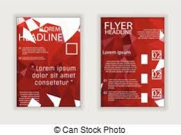 magazine layout size stylish magazine cover layout template in a4 print size vectors