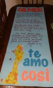 imagenes de carteles de amor para mi novia hechos a mano pergamino de amor cartas de amor pinterest gift ideas