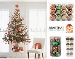 home depot christmas decorations martha stewart homes photo gallery