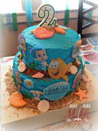 just add milk a very bubble guppies birthday