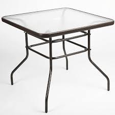 glass top patio table rim clips glass top patio table leg clips patio designs