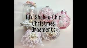 live diy ornaments decor shabby chic ornaments