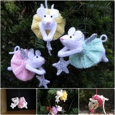 fairies ornament knitting patterns