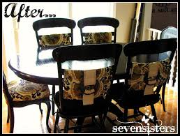 Diy Dining Room Chair Covers by Great Ideas Diy Inspiration 7