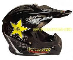rockstar motocross helmet rockstar motorcycle off road capacete motocross helmet motor casco